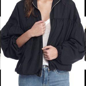 Free People bomber jacket NWT
